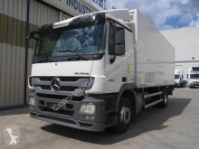 Camion Mercedes Actros 1832 fourgon occasion