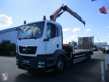 Camion porte engins occasion MAN TGS 26.320