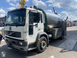 Volvo tanker truck FL