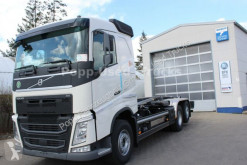 Camion multibenne occasion Volvo FH 460 6x2 Abrollk.*MeilerRS21.70,Lenka,I