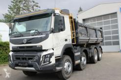 Volvo three-way side tipper truck FMX 460 8x4 Meiler DSK*Bordmatik, EURO6D*