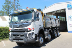 Camion Volvo FMX 460 8x4 Meiler DSK*Bordmatik, EURO6D* tri-benne occasion
