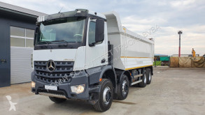 Camión volquete Mercedes Arocs 4142 8x4 Klima/Tempomat/eFH./Radio
