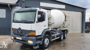 Mercedes concrete mixer truck Atego 2628 6x4 R-CD