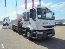 Camion plateau Renault Premium 270 DXI