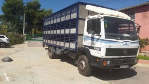 Mercedes Atego 1317 truck used sheep