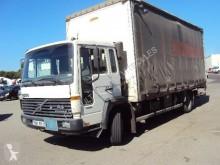 Used tautliner truck Volvo FL6 615