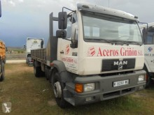 MAN LC 18.284 truck used flatbed