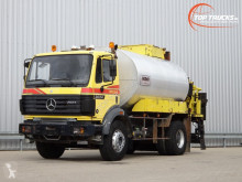 Mercedes tanker truck SK 2024