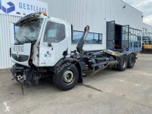Camion Renault Premium Lander 410 multibenne accidenté