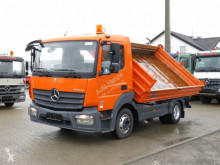 Mercedes Atego 818 K 2-Achs Kipper Meiller 3-Seiten Stahl, truck used three-way side tipper