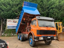 Mercedes half-pipe tipper truck 2628