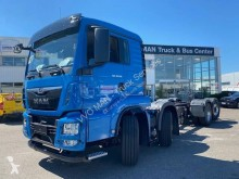 MAN TGS truck new chassis