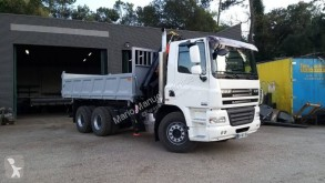 DAF CF85 360 truck used construction dump