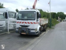 Renault Midlum 180.15 truck used three-way side tipper