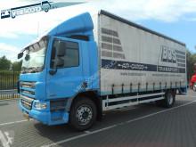 Camion DAF CF65 rideaux coulissants (plsc) occasion