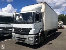 Used box truck Mercedes Axor 1828