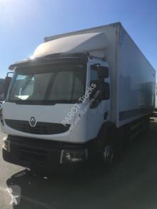 Camion fourgon accidenté Renault Premium