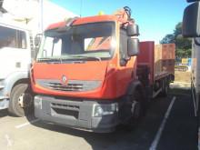 Камион Renault Premium 370 DXI превоз на строителна техника втора употреба