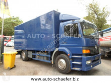 Mercedes 1823 L/ Koffer truck used box