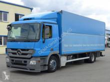 Camion savoyarde Mercedes Actros Actros 1841 *Euro 5*AHK*Edscha*TÜV*