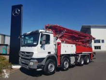 Camion pompe à béton Mercedes Actros 4146 B 8x4 Betonpumpe Cifa K41L-XRZ 41m
