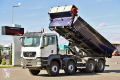 Camion benne MAN TGS 35.400 / 8X4/2 SIDED TIPPER/BORTMATIC/EURO 5