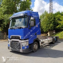 Used BDF truck Renault Gamme T 520 P6X2 LOW 26T E6
