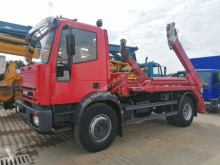 Iveco LKW Absetzkipper 180E24 4x2 Euro 3 Meiller 3-Sitzer TÜV neu, guter Zustand