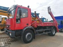Camion multibenne occasion Iveco 180E24 4x2 Euro 3 Meiller 3-Sitzer TÜV neu, guter Zustand