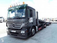 Mercedes car carrier trailer truck Actros 1846