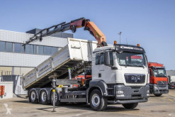 MAN TGS 35.440 truck used tipper