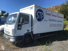 Used box truck Iveco Tector Euro Cargo 75E17