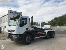 Camion polybenne occasion Renault Premium Lander 410.26