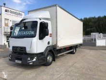 Renault plywood box truck D-Series 210.12 DTI 5