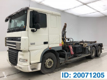 Camion polybenne occasion DAF XF105