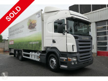 Scania R 340 truck used mono temperature refrigerated