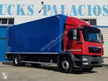 Камион MAN TGM 18.250 фургон втора употреба