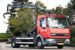 Camion polybenne occasion DAF LF45