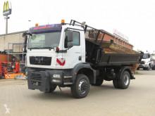 Camión volquete volquete trilateral MAN TGM TG-M 18.340 4x4 BB 2-Achs Allradkipper Winterdienstpl