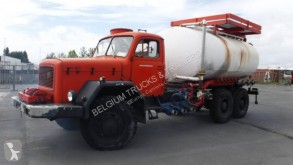 Ciężarówka cysterna do wody używana Magirus-Deutz
