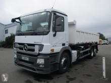 Camion polybenne occasion Mercedes Actros 2541 NL