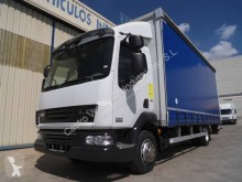 Camion DAF LF 45.220 rideaux coulissants (plsc) occasion