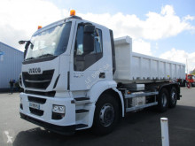 Camion Iveco Stralis AD 260 S 48 Y/P polybenne occasion