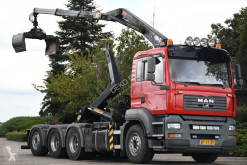 Camion polybenne occasion MAN TGA 35.400