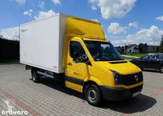 Camion Volkswagen Crafter fourgon occasion