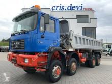 Used tipper truck MAN 41.464 8x6 Zweiseitenkipper |Boardmatik | Retard
