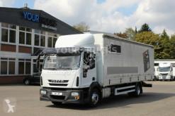 Camion savoyarde occasion Iveco EuroCargo 120E25 EURO 6 Schiebeplane/Edscha