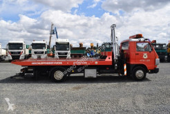 MAN 8.150 L / Ladekran / Brille / Schiebeplateau truck used tow
