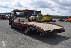 MAN tow truck 8.150 L / Schiebeplateau / Brille